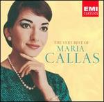 The Very Best of Maria Callas (Two Audio Cds)