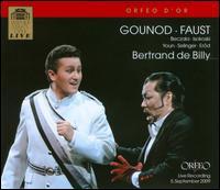 Charles Gounod: Faust - Adrian Erod (vocals); Hans Peter Kammerer (vocals); Kwangchul Youn (vocals); Michaela Selinger (vocals);...