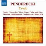Penderecki: Credo