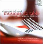 Georg Philipp Telemann: Musique de Table