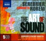 Jose Serebrier Conducts the Music of Ned Rorem: the Art of Sound