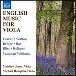 English Music for Viola