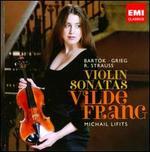 Bartokstraussgrieg Violin Sonatas