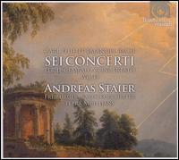 C.P.E. Bach: Sei Concerti per il Cembalo Concertato, Wq. 43 - Andreas Staier (harpsichord); Freiburger Barockorchester; Petra M�llejans (conductor)