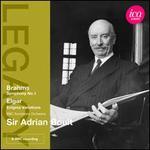 Brahms/Elgar: Symphony No 1; Enigma