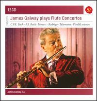 James Galway Plays Flute Concertos - Eduardo Vassalo (cello); I Solisti di Zagreb; I Solisti Veneti; James Galway (flute); Jeanne Galway (flute);...