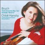 Bruch: Violin Concertos Nos. 1 & 3; Sarasate: Navarra