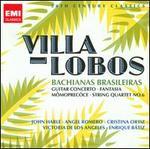 Villa-Lobos: Bachianas Brasileiras; Guitar Concerto; Fantasia; M�moprec�ce; String Quartet No. 6