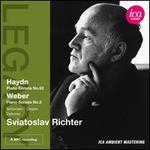 Sviatoslav Richter plays Haydn, Weber, Chopin & Debussy