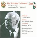 Wagner: Rienzi Overture; Delius: In a Summer Garden; Schubert: Symphony No. 9