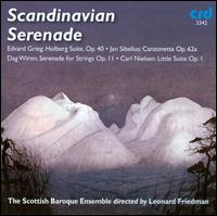 Scandinavian Serenade - Scottish Baroque Ensemble