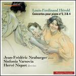 Louis Joseph Ferdinand H�rold: Concertos pour piano Nos. 2, 3 & 4