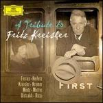 A Tribute to Fritz Kreisler