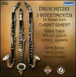 Druschetzky: Divertimentos for Basset Horn, Clarinet Quartet