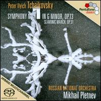 Tchaikovsky: Symphony No. 1; Slavonic March - Russian National Orchestra; Mikhail Pletnev (conductor)
