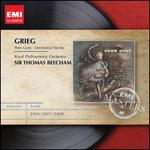 Grieg: Peer Gynt; Orchestral Works