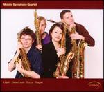 Mobilis Saxophone Quartet plays Ligeti, Desenclos, Bozza & Nagao