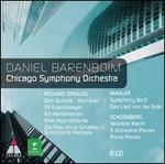 Barenboim Conducts Richard Strauss, Mahler & Schoenberg