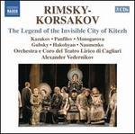 Rimsky-Korsakov: Invisible City of Kitezh (Naxos: 8660288-90)