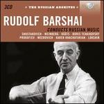 Rudolph Barshai conducts Russian Music