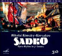 Rimsky-Korsakov: Sadko -