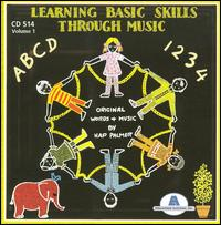 Learning Basic Skills Through Music, Vol. 1 - Hap Palmer