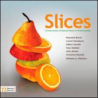 Slices: Cross-Section of Classical Music - Ales Janecek (clarinet); Karolina Rojahn (piano); Lisa Hennessy (flute); Mark Berger (viola); Marta Talabov� (flute);...