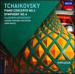 Tchaikovsky: Piano Concerto No. 1; Symphony No. 4