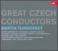 Great Czech Conductors: Martin Turnovsk� - Andr� Navarra (cello); Chamber Harmony; Ilja Hurnik (piano); Ladislav Cerny (viola); Ladislav J�sek (violin);...