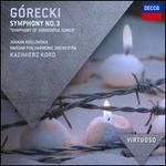 G=recki: Symphony No. 3 'Symphony of Sorrowful Songs'