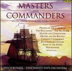 Masters and Commanders - Eric Kim (cello); Timothy Lees (violin); Cincinnati Pops Orchestra; Erich Kunzel (conductor)