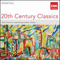 Essential 20th Century Classics - Artemis Quartett; Barbara Hendricks (soprano); Barry McDaniel (tenor); C�cile Ousset (piano);...