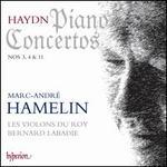 Haydn: Piano Concertos Nos.3, 4 & 11