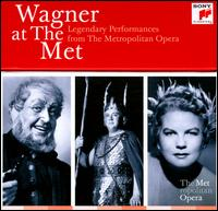 Wagner at the Met: Legendary Performances from the Metropolitan Opera - Alessio de Paolis (vocals); Alexander Sved (vocals); Algerd Brazis (vocals); Anna Kaskas (vocals); Arnold Gabor (vocals);...