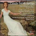 Saint-Saens: Piano Concerto No. 2; Cello Concerto No. 1; Violin Concerto No. 3; Introduction & Rondo Capriccioso