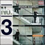 String Quartets Nos. 3: Berg, Bart?k, Schnittke