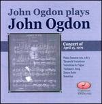 John Ogdon Plays John Ogdon