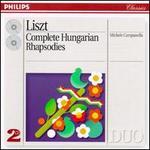 Franz Liszt: Complete Hungarian Rhapsodies