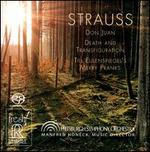 Richard Strauss: Don Juan; Death and Transfiguration; Till Eulenspiegel's Merry Pranks