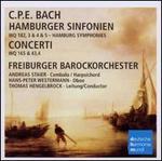 C.P.E. Bach: Hamburger Sinfonien & Concerte