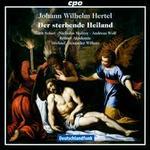 Johann Wilhelm Hertel: Der sterbende Heiland