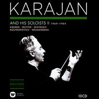 Karajan and His Soloists, Vol. 2 (1969-1984) -