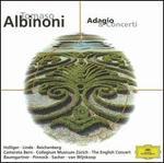 Albinoni: Adagio & Concerti - Camerata Bern; David Reichenberg (oboe); Eduard Kaufmann (organ); Hans-Martin Linde (recorder); Heinz Holliger (oboe)