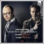 Beethoven: Complete Works for Cello & Pi