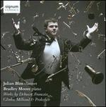 Works by Debussy, Francaix, Glinka, Milhaud & Prokofiev