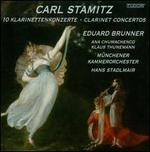 Stamitz: 10 Klarinettenkonzerte [Audio Cd]
