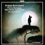 Schubert: Piano Sonatas/Moments Musicaux