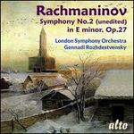 Rachmaninov Symphony No. 2 in E Minor (Unedited)