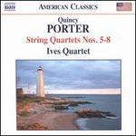 Quincy Porter: String Quartets Nos. 5-8, Vol. 2