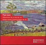 Paul Juon: Silhouettes Op. 9 & 43-Seven Little Tone Poems Op. 81